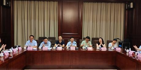 我校与重庆两江云顶国际酒店管理有限公司举行校企合作专题洽谈会