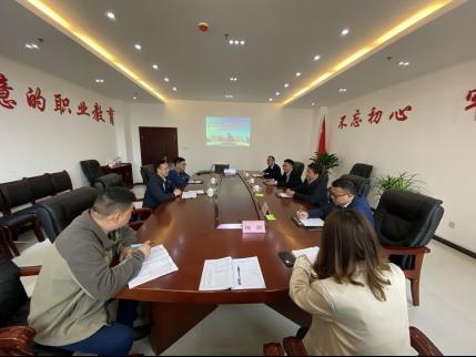 我校赴重庆电信职业学院开展校校交流