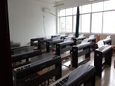 电钢琴实训室
