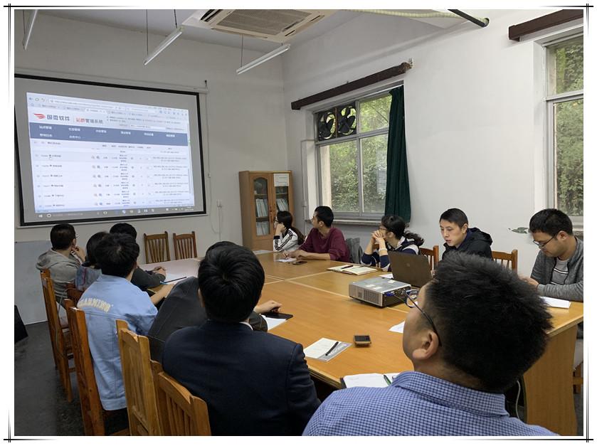 教育信息化建设处组织召开网站管理技能培训会